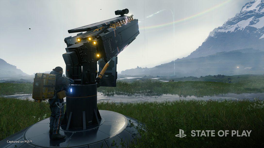Выход игры Death Stranding Director's Cut на PS5 состоится 24 сентября 2021 года