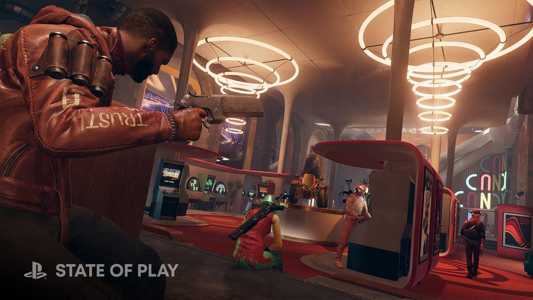 Deathloop: первые кадры расширенного игрового процесса