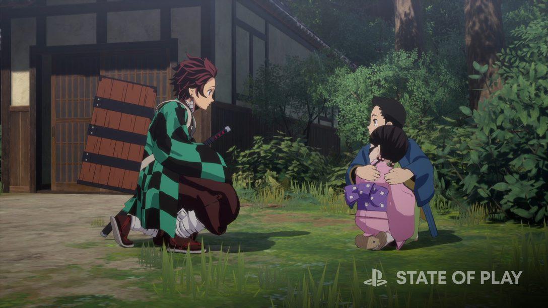 Demon Slayer: Kimetsu no Yaiba –The Hinokami Chronicles выйдет на PS5 15 октября