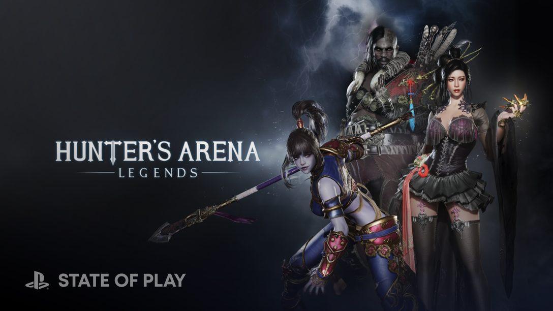 Игра Hunter's Arena в жанре «королевской битвы» на 30 игроков выйдет на PS4 и PS5 3 августа