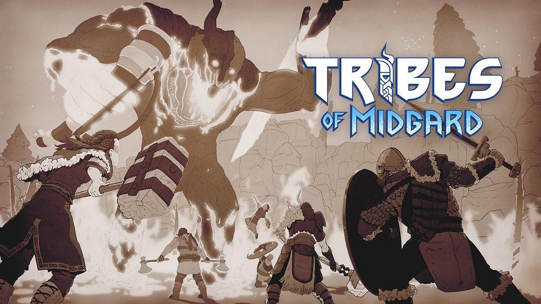 Tribes of Midgard: самые опасные для викингов твари и как их победить