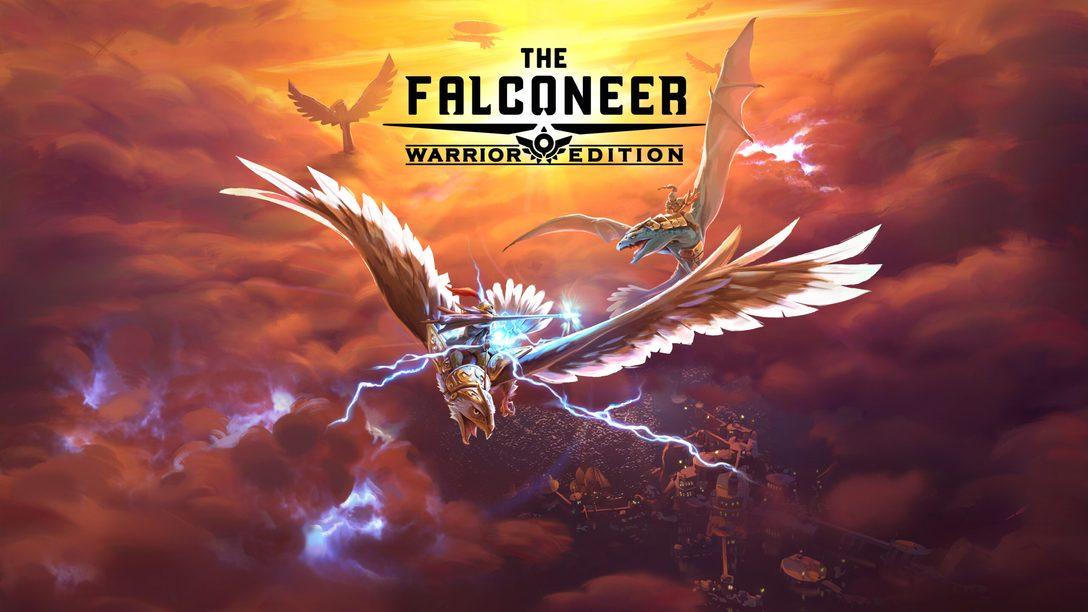 Погрузитесь в мир The Falconeer с мощью PS5