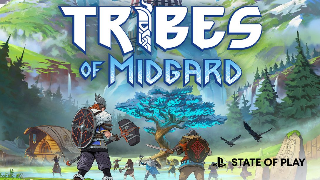 Tribes of Midgard: что вас ждет после выхода игры