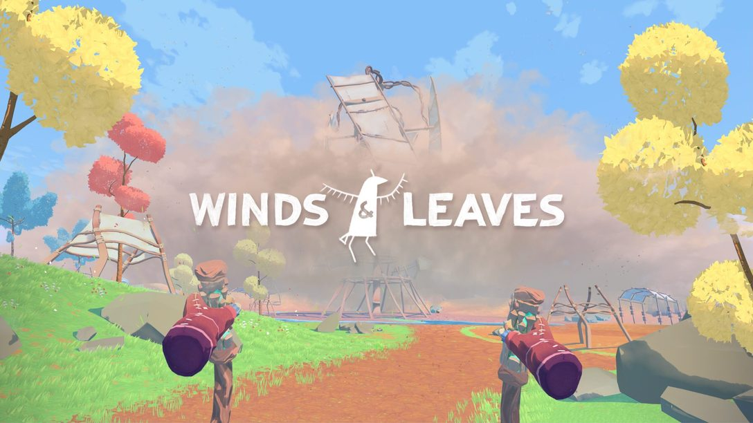 Уже завтра Winds & Leaves расцветет на PS VR