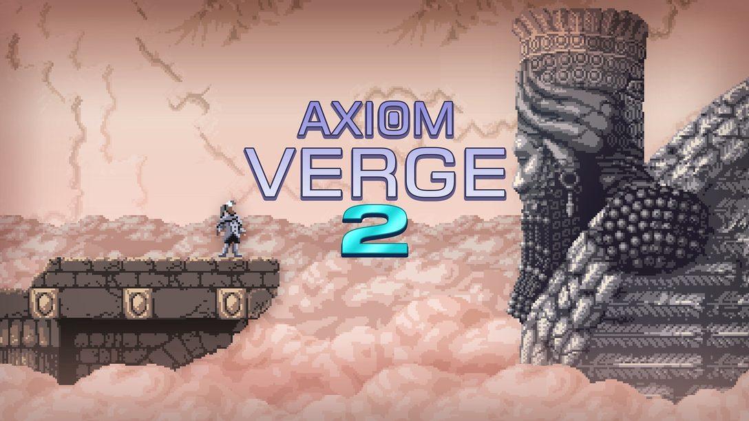 Axiom Verge 2: новая формула успеха