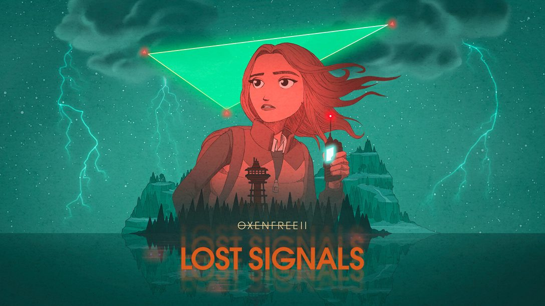 Играя за Райли, раскройте тайны сюжета игры OXENFREE II: Lost Signals, скоро выходящей на PlayStation