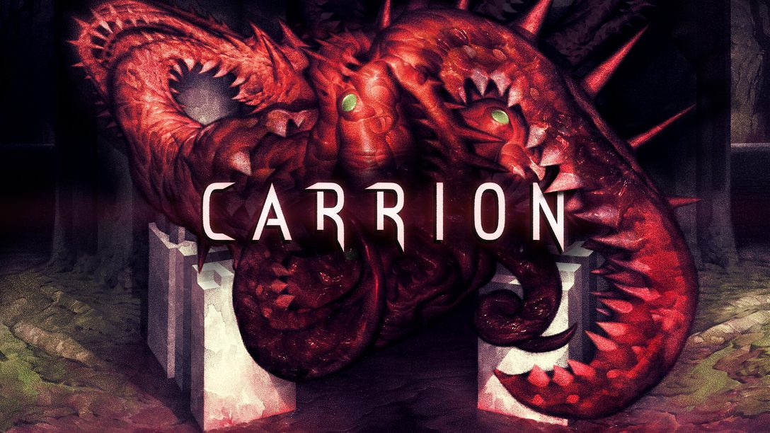 Реверсивный кошмар Carrion выйдет на PlayStation позже в этом году!