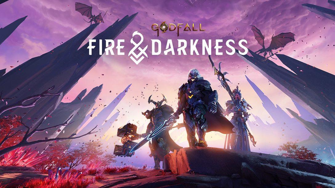 Godfall выходит на PS4 – вместе с расширением и бесплатными новинками для всех игроков