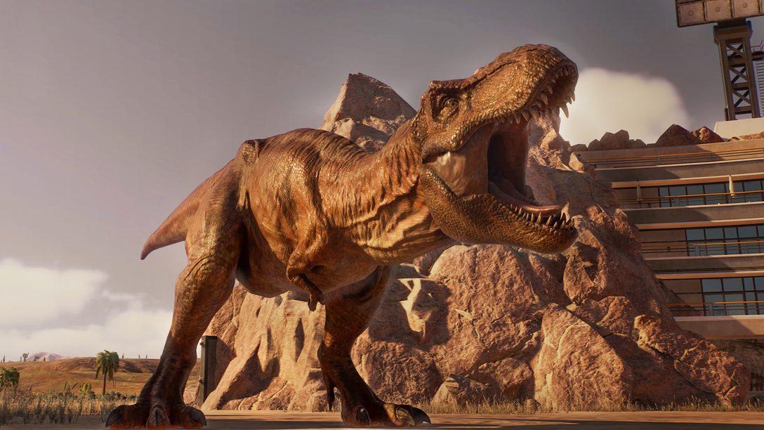 Jurassic World Evolution 2 выйдет 9 ноября 2021 года