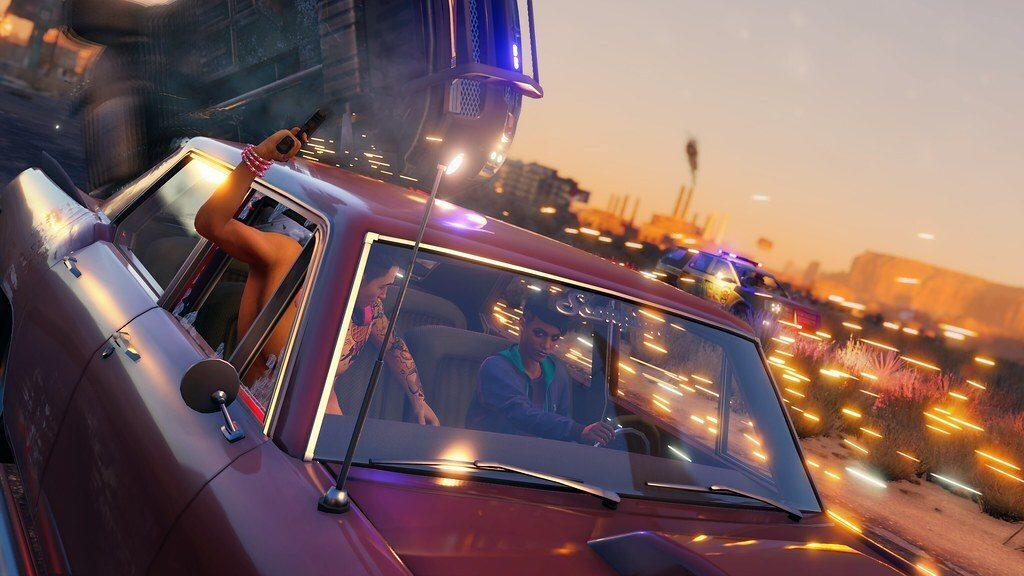Анонсирован перезапуск Saints Row для PS5 и PS4, игра выйдет в следующем году