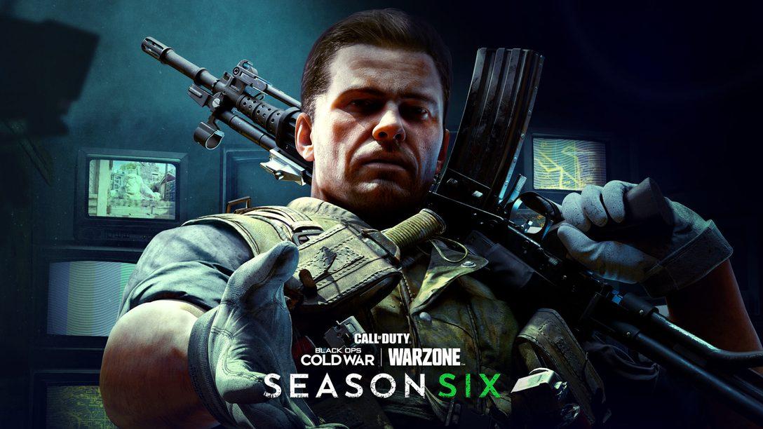 Шестой сезон Call of Duty: Black Ops Cold War и Call of Duty: Warzone стартует 7 октября