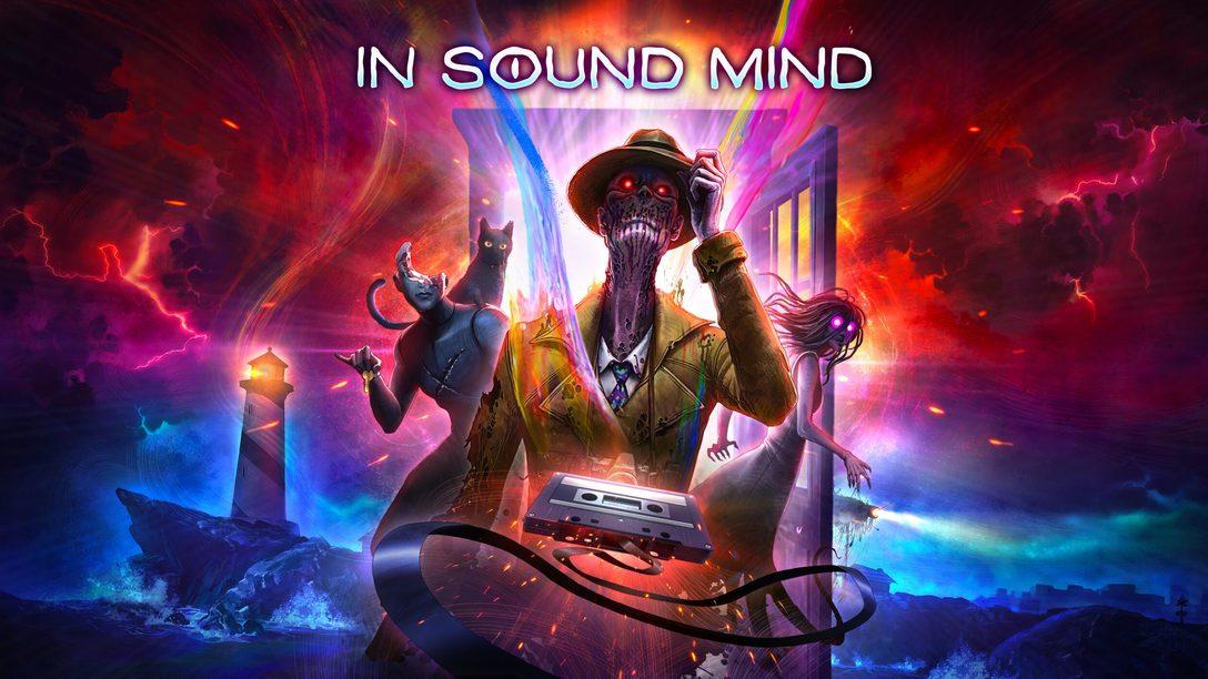 Исследуйте разум в психологическом триллере In Sound Mind прямо сейчас