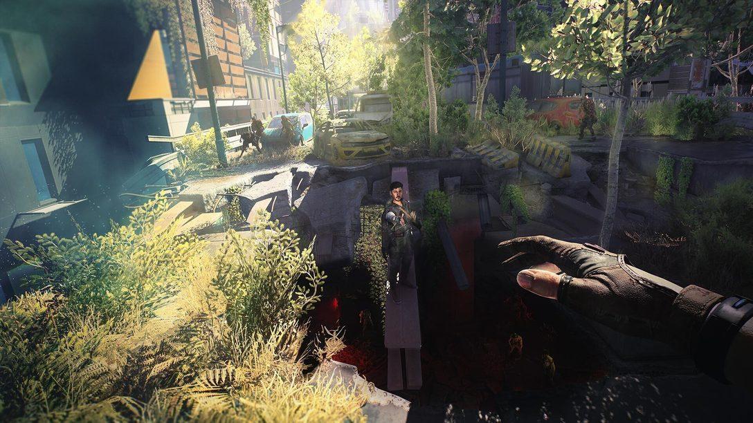 Раскройте все тайны Города в игре Dying Light 2: Stay Human