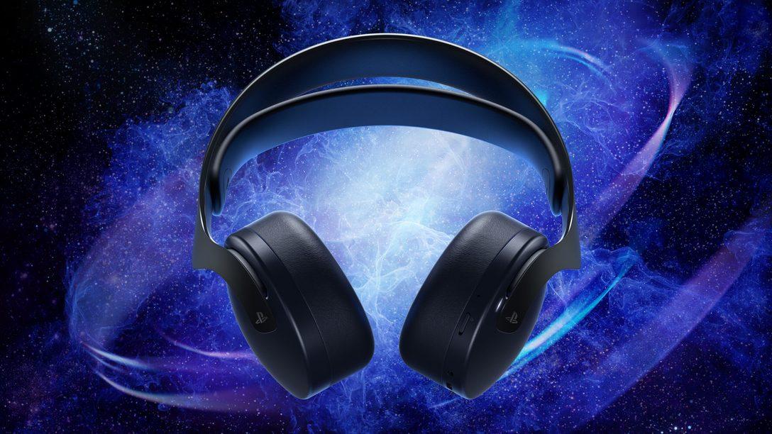 В следующем месяце появится новая беспроводная гарнитура 3D Pulse в расцветке «Черная полночь»