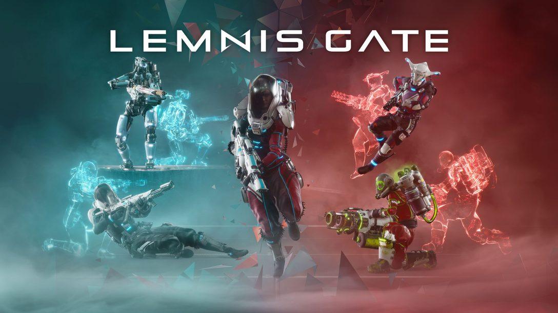 Lemnis Gate: стратегический шутер с тактикой во временной петле