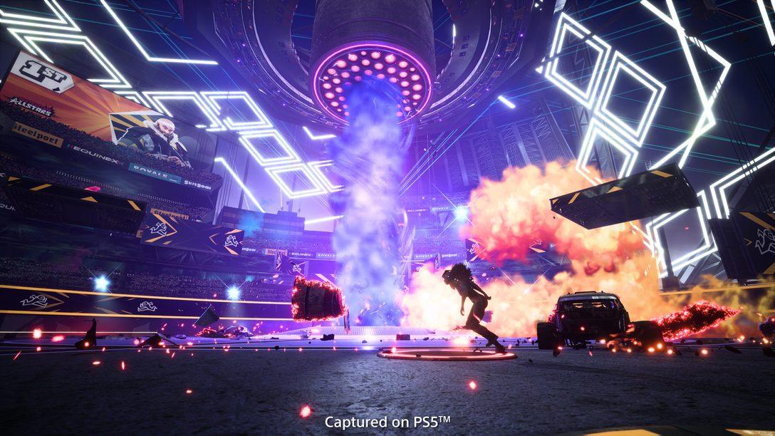 Листопад приносит в Destruction AllStars новые режимы