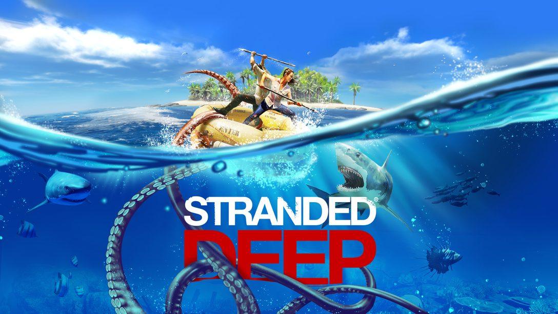 Stranded Deep: завтра появится обновление для совместной игры по сети
