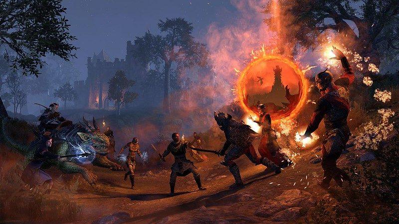 Получите дополнение The Elder Scrolls Online: Deadlands бесплатно