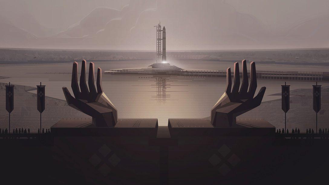 Jett: The Far Shore — космическая сага с продуманным делением на эпизоды