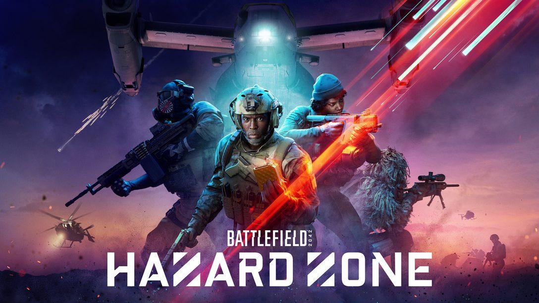 Премьера Battlefield Hazard Zone: все подробности о новом режиме для PS4 и PS5