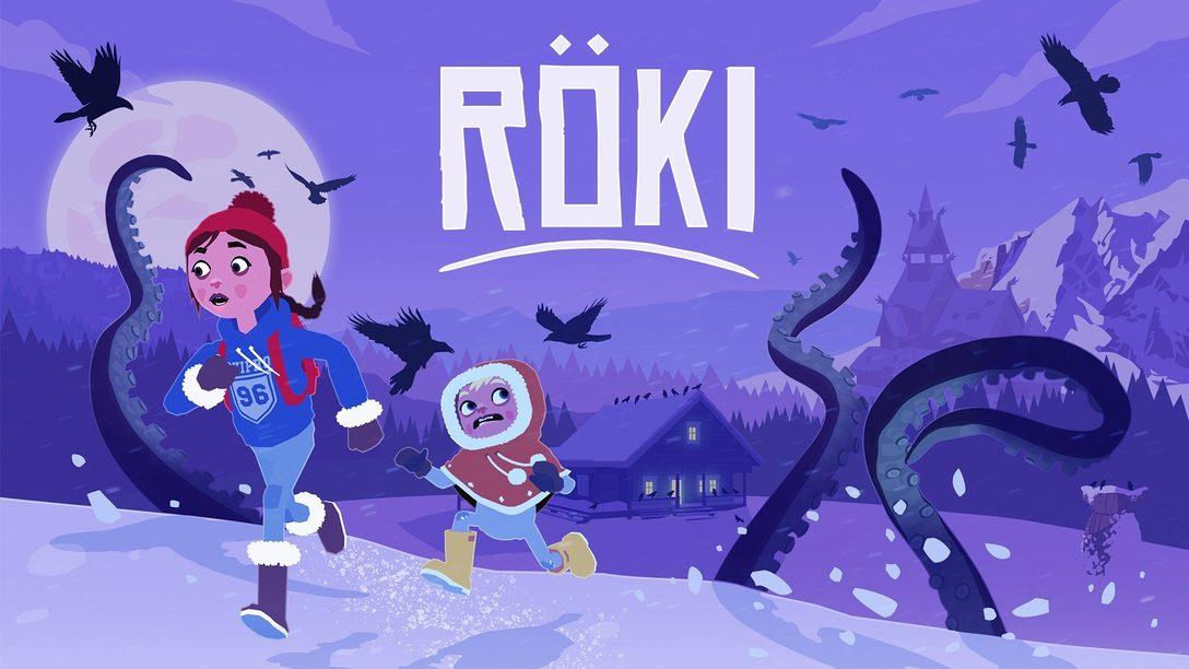 Выход квеста в скандинавском стиле Röki для PS5 состоится 28 октября
